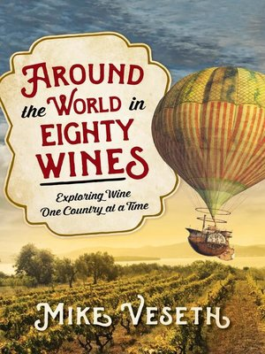 cover image of Around the World in Eighty Wines