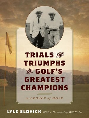 cover image of Trials and Triumphs of Golf's Greatest Champions