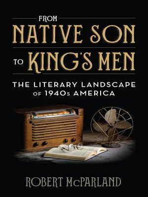 cover image of From Native Son to King's Men