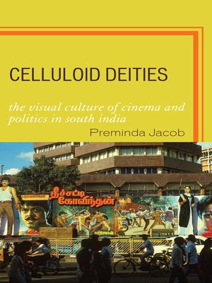 cover image of Celluloid Deities