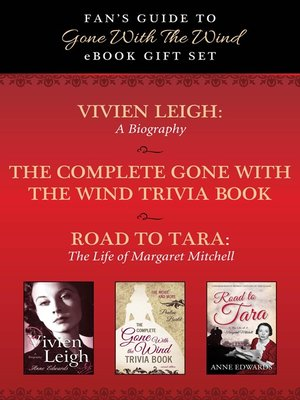cover image of Fan's Guide to Gone With the Wind eBook Bundle