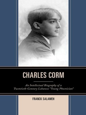 cover image of Charles Corm