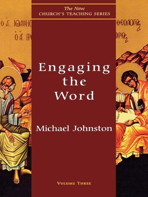 cover image of Engaging the Word