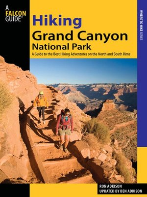 cover image of Hiking Grand Canyon National Park