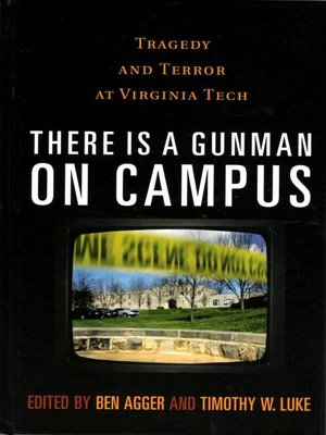 cover image of There is a Gunman on Campus