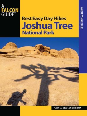 cover image of Best Easy Day Hikes Joshua Tree National Park