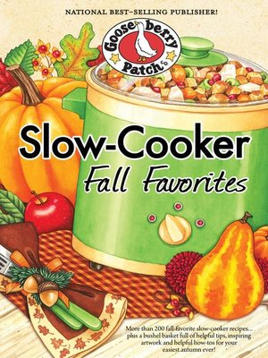 cover image of Slow-Cooker Fall Favorites