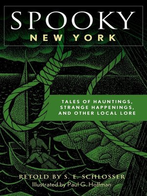 cover image of Spooky New York