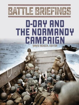 cover image of D-Day and the Normandy Campaign