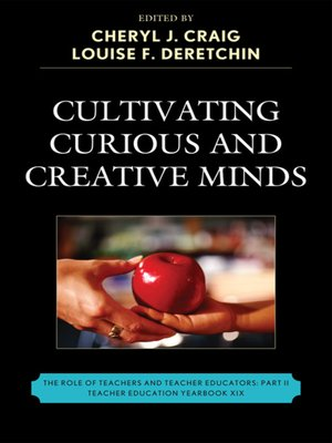 cover image of Cultivating Curious and Creative Minds