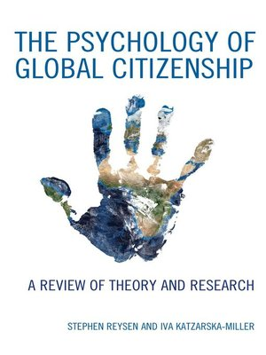 cover image of The Psychology of Global Citizenship