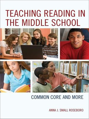cover image of Teaching Reading in the Middle School