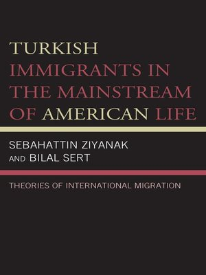 cover image of Turkish Immigrants in the Mainstream of American Life
