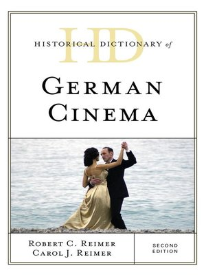 cover image of Historical Dictionary of German Cinema