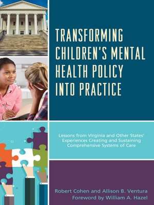 cover image of Transforming Children's Mental Health Policy into Practice