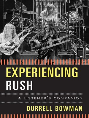 cover image of Experiencing Rush