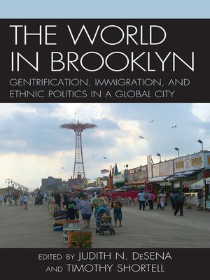 cover image of The World in Brooklyn