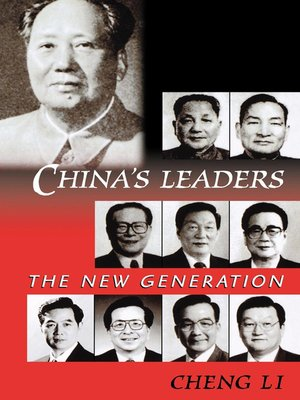 cover image of China's Leaders