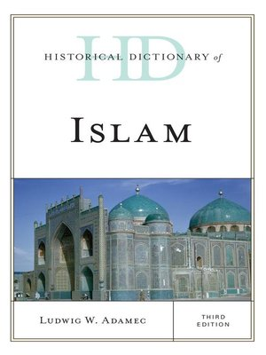 cover image of Historical Dictionary of Islam