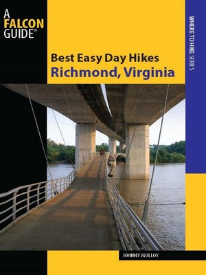 cover image of Best Easy Day Hikes Richmond, Virginia