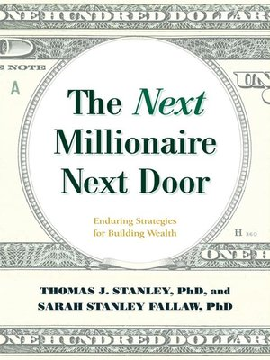 cover image of The Next Millionaire Next Door