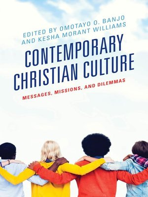 cover image of Contemporary Christian Culture