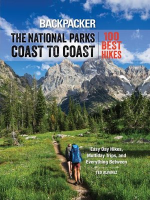 cover image of Backpacker the National Parks Coast to Coast