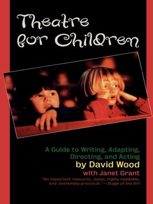 cover image of Theatre for Children