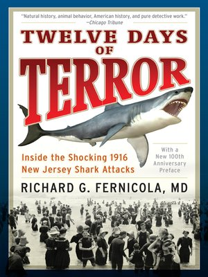 cover image of Twelve Days of Terror