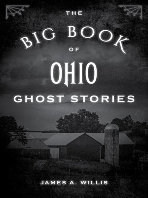 cover image of The Big Book of Ohio Ghost Stories