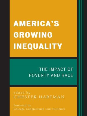 cover image of America's Growing Inequality