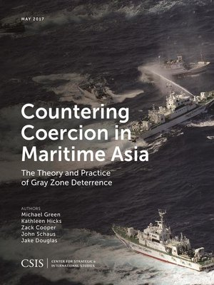 cover image of Countering Coercion in Maritime Asia
