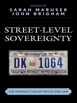 cover image of Street-Level Sovereignty