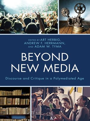 cover image of Beyond New Media
