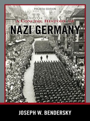 cover image of A Concise History of Nazi Germany