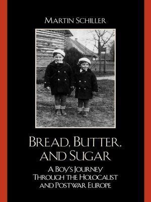 cover image of Bread, Butter, and Sugar