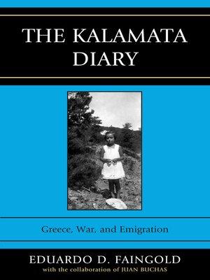 cover image of The Kalamata Diary