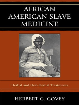 cover image of African American Slave Medicine