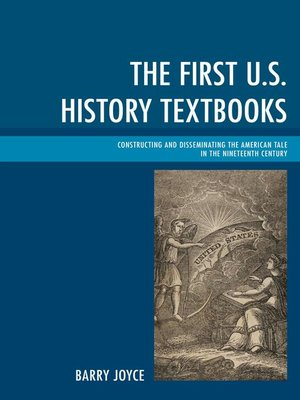 cover image of The First U.S. History Textbooks