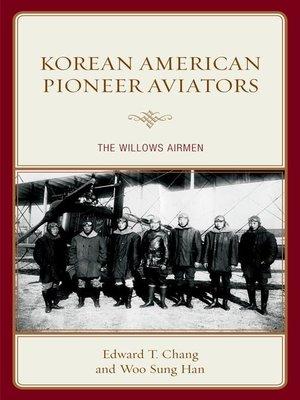 cover image of Korean American Pioneer Aviators