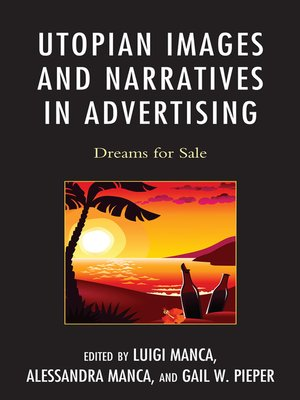 cover image of Utopian Images and Narratives in Advertising
