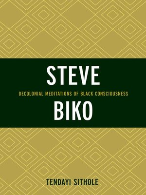 cover image of Steve Biko