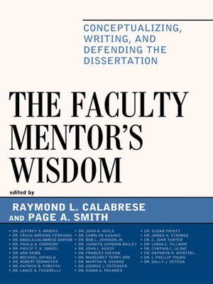 cover image of The Faculty Mentor's Wisdom