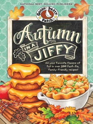 cover image of Autumn in a Jiffy