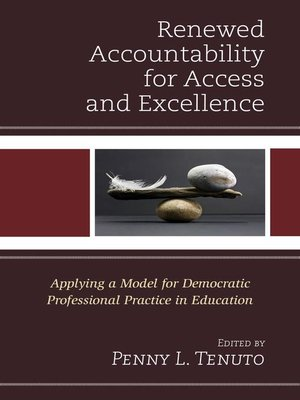 cover image of Renewed Accountability for Access and Excellence