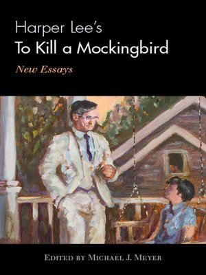 cover image of Harper Lee's To Kill a Mockingbird