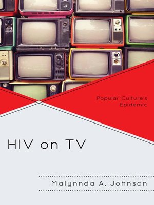 cover image of HIV on TV