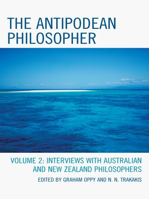 cover image of The Antipodean Philosopher