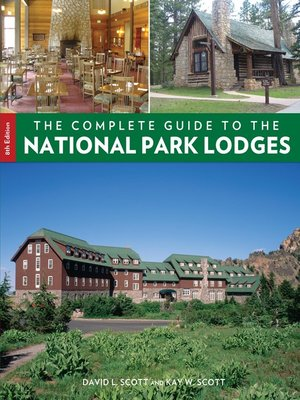 cover image of Complete Guide to the National Park Lodges
