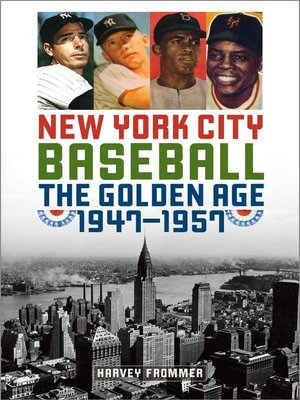 cover image of New York City Baseball